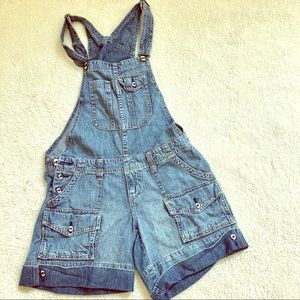 Joie short jeans overall. Size 2